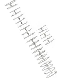 Cutout Midi Ring Set