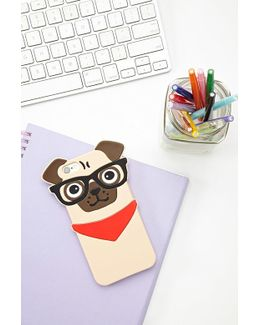 Pug Phone Case For Iphone 6/6s