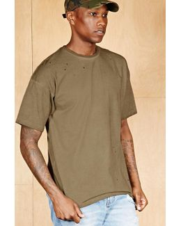 Quintin Co. Distressed Tee