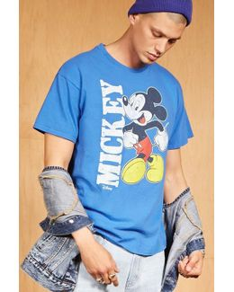 Junk Food Mickey Mouse Tee