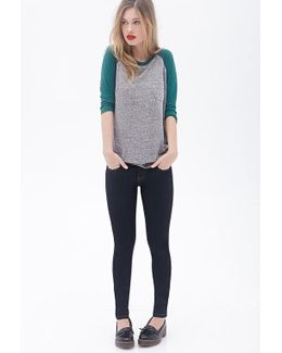 Mid-rise - Skinny Jeans
