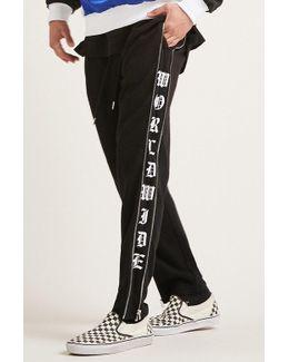Worldwide Zippered Sweatpants