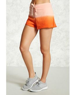 Active Ombre Shorts