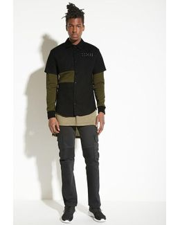 Intd Layered Colorblock Shirt