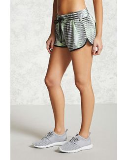Active Space-dye Dolphin Shorts