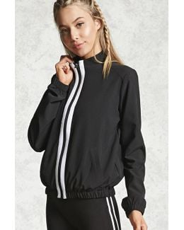 Active Perforated Jacket