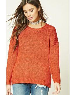Open-knit Jumper