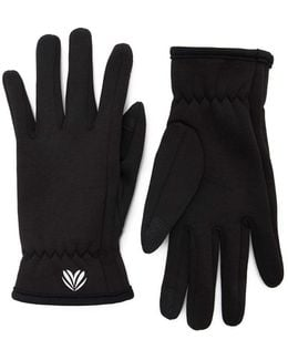 Active Stretch-knit Gloves