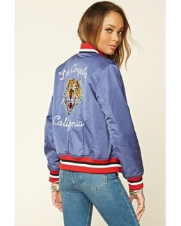 California Varsity Jacket