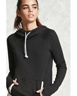 Active Cowl Neck Sweatshirt
