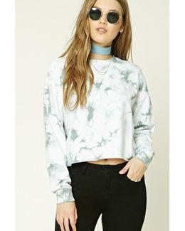 Crystal Dye Sweatshirt