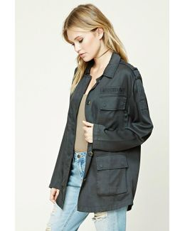 Contemporary Patch Jacket