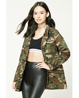 Padded Army Jacket