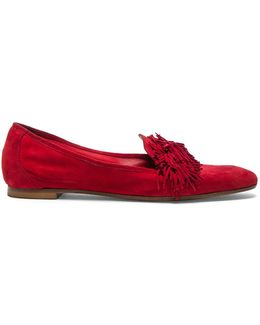 Suede Wild Thing Loafer Flat