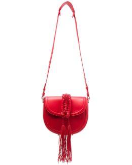'ghianda' Saddle Bag