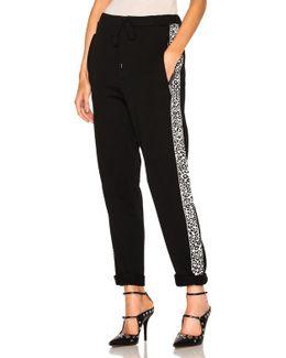 Leopard Printed Lounge Pants