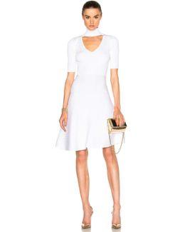 For Fwrd Turtleneck Mini Dress