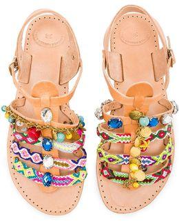 Astarte Ii Leather Sandals