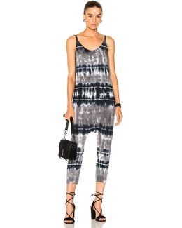 Drop Rise Jumpsuit