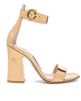 Patent Leather Versilia Sandals