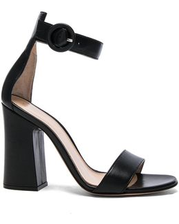 Leather Versilia Sandals