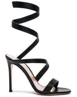 Leather Opera Sandals