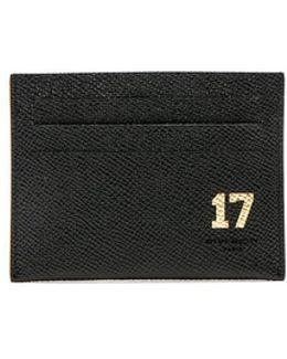 17 Embossed Card Holder