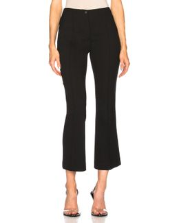 Cropped Flare Pant