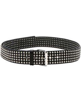 Stanka Belt In Black