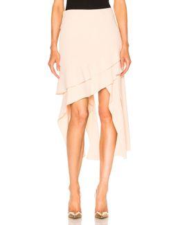 Cocktail Stretch Slit Skirt