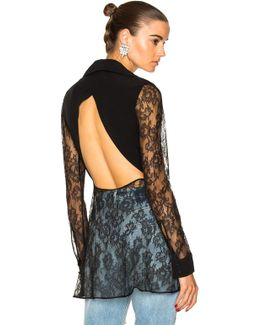 Cocktail Looks Blouse In Black
