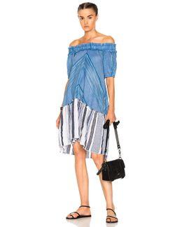 Semay Off Shoulder Dress