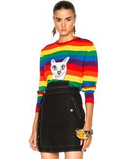 Rainbow Cat Sweater