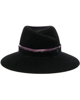 Virginie Hat In Black