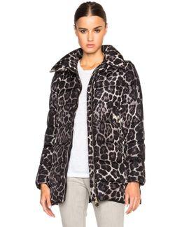 Torcelle Leopard Print Coat