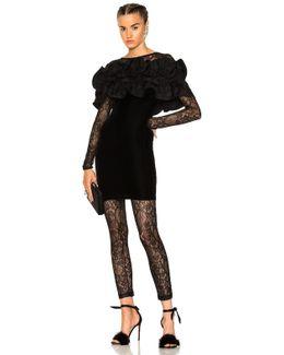 Stretch Chantilly Jumpsuit