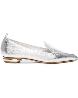 Leather Beya Loafers
