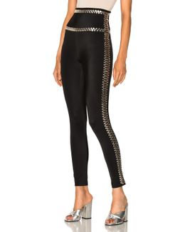 Side Seam Stud Leggings