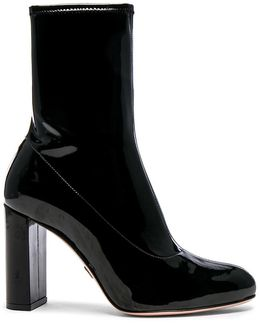 Patent Leather Giorgia Boots