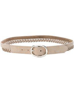 Calla Braided Belt