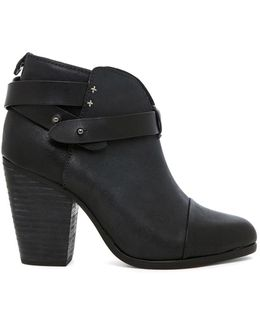 Harrow Leather Ankle Boot