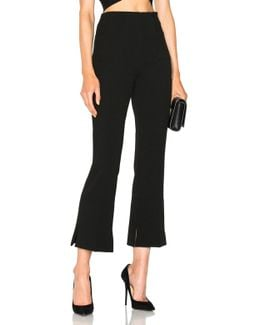 Goswell Viscose Crepe Trousers