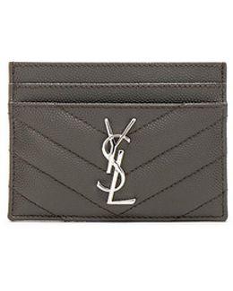 Monogramme Credit Card Case