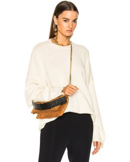 Oversized Sleeve Sweater