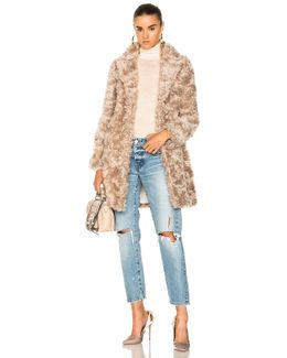 Toti Faux Fur Coat