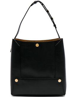 Textured Eco Alter Nappa Small Bucket Bag