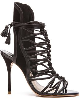 Lacey Lace-up Gladiator Sandal
