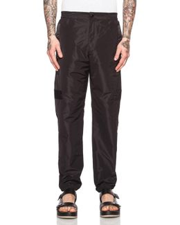 Men's Poly Track Pants