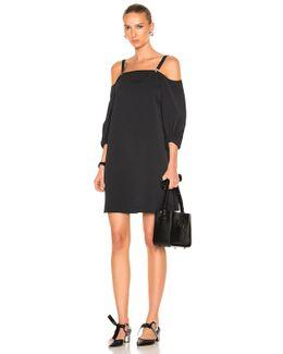 Twill Suspender Dress
