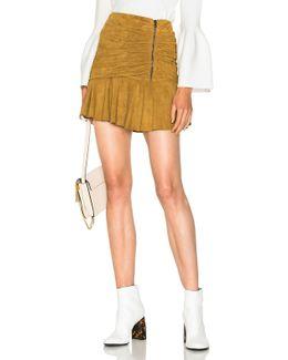 Weston Ruched Skirt
